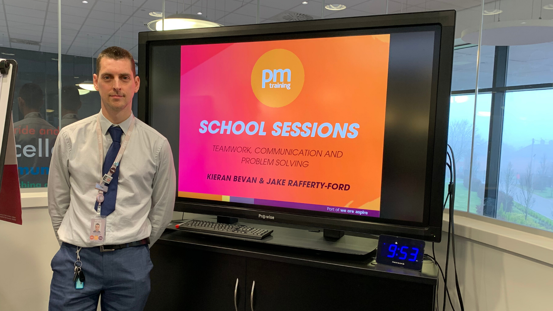 PM Training School Gatsby Sessions